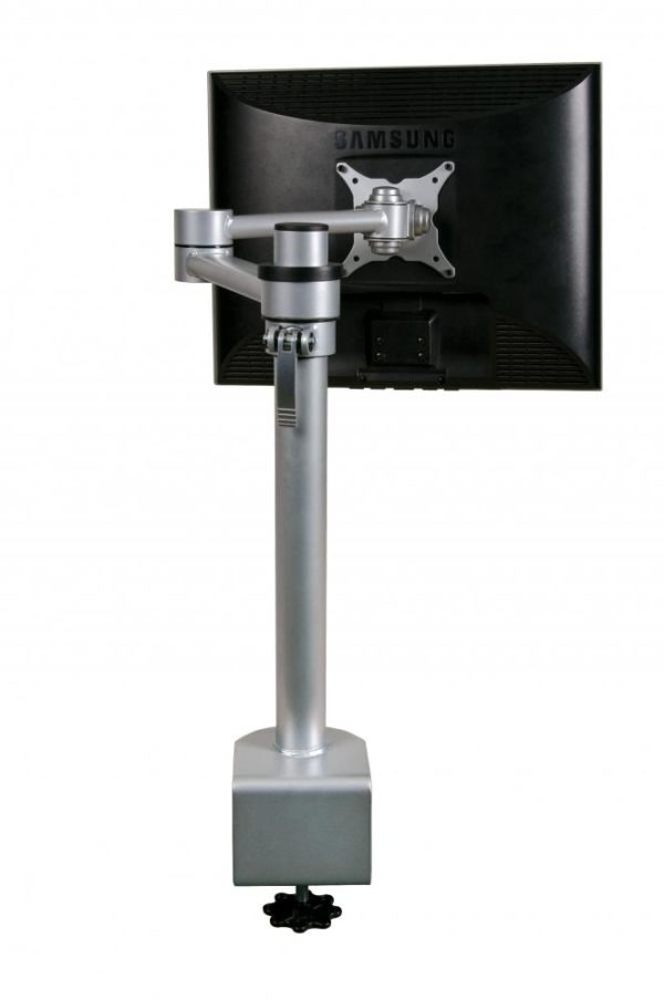 ABL articulating Arm with Desk Clamp and Grommet mount