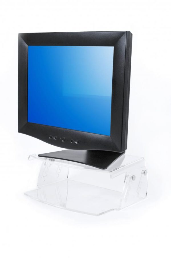 Height Adjustable LCD monitor stand