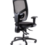 Mesh Back Operators Chair