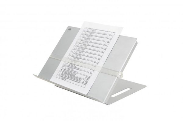 copy holder with line guide