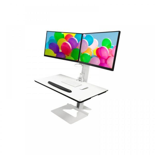 i-stand dual screen