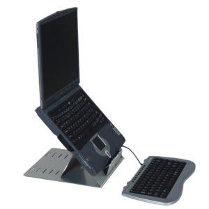 Ergofold Metal laptop stand (51388)
