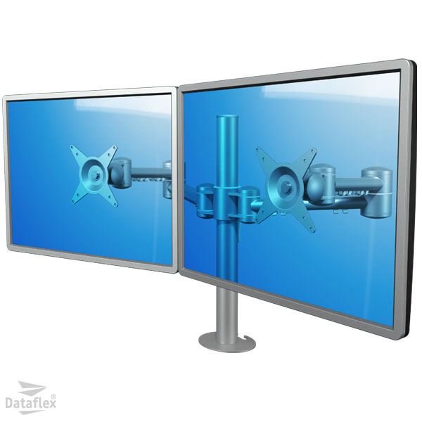 Viewmate Style dual screen monitor mount 52.632