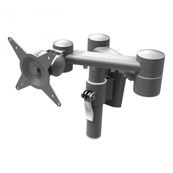 Dataflex Articulating Single Monitor Mount with Wall Fixing (52.052)