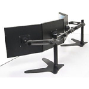 Quad Horizontal Monitor Stand (53433)