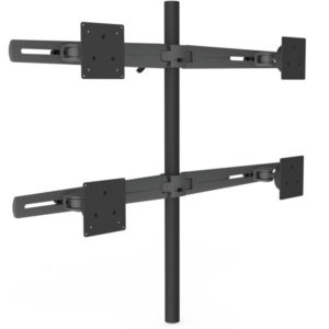 Quad Long Wing 2 x 2 Monitor Stand (53313)