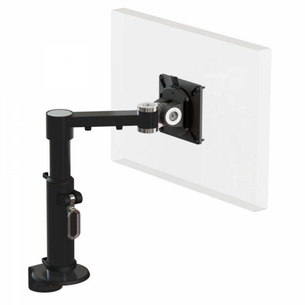 X-Stream Combo 1 Monitor Arm (Black)